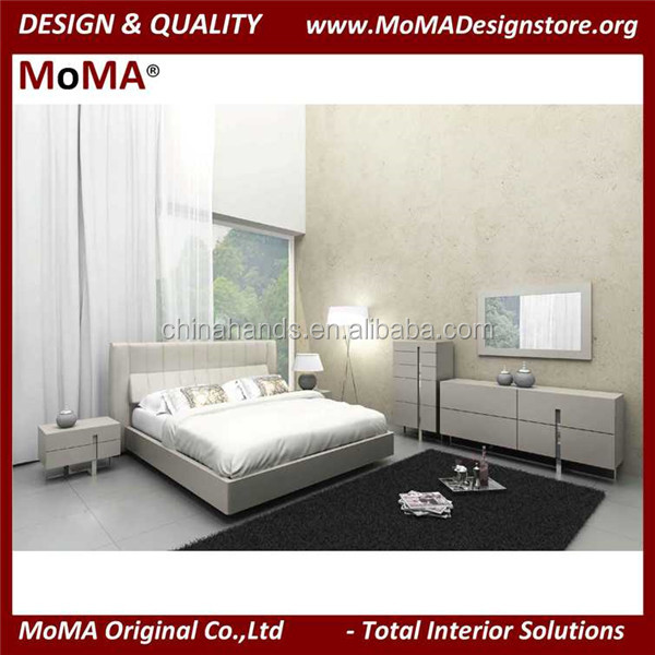 grey wooden double bed and bedroom furniture set buy modern bedroom