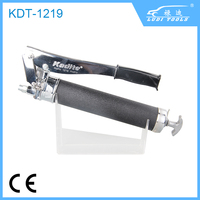 high pressure gun powder coating for pipe with small capacity grease gun