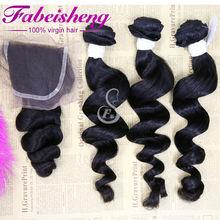 High Quality Good Feedback Full Cuticle Loose Curly, 100% Brazilian Virgin Hair, human hair bulk with no attachment
