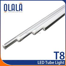 Zhongshan factory price 9w,14w,18w,24w,28w led tube lights replace fluorescents
