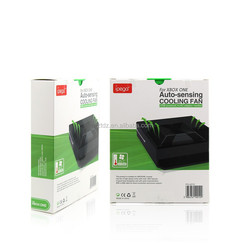 USB Powered 35C Auto-sensing Cooling Fan External Cooler for Xbox One