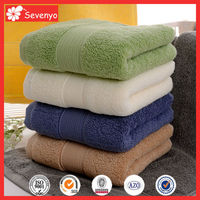 High quality 5 star 100% cotton Dobby hotel face towels China manufacturer