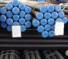 high quality Q235 seamless carbon steel tube from construction website