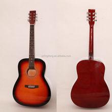 Unique design hot-sale acoustic/folk guitar entry model