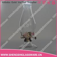 unique decorative Glass Lamp Chimney