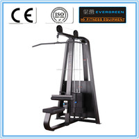 Pulldown functional trainer / body strong fitness equipment / exercise equipment