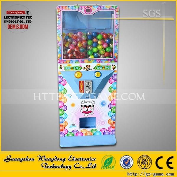 gashapon vending machine