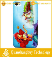 Very cheap and good quality girl mermaid design phone case skin for iphone 4 4g 4s case