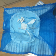 hot sale Pp breathable jumbo bags manufacture for high quality