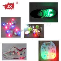 Electronic product decorative battery operated led flashing shoe light