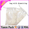 Yasonpack quality drawstring bag pe drawstring bag small drawstring bag