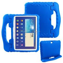 EVA kids proof handle case for samsung galaxy tab 4 10.1 P5100/ P5110/N8000/Tab 2/P7500/Gaalaxu Note 10.1 P600