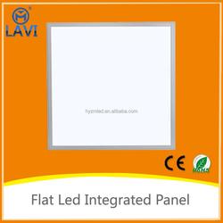 home decor interior decorating Ultra Slim Square Shape SMD2835 Recessed LED Flat Panel Light Aluminum frame