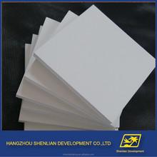 Lightweight Foam Forex PVC Sheet in low price