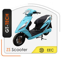 most popular indian moped with different color and optional motor power