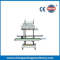 QLF-1680 Automatic Plastic bag heat Sealer, heat sealing machine