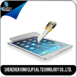 Phone accessories tempered glass screen protector for ipad air