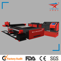 YAG Metal Laser Cutting Machinery in Metal Processing Equipment