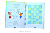 High quality story board book for kids