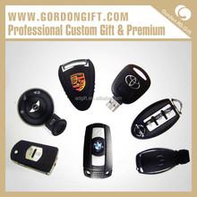 High quality car key shape usb flash drive USB flash disk china supplier