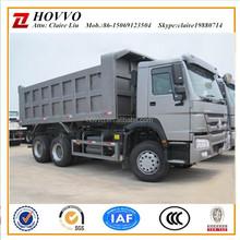 China 10-wheel truck SINOTRUCK TIPPER 6*4 HOWO TRUCK 336HP EURO2