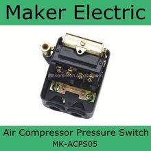 MK-ACPS05 hengda high pressure adjust air compressor pressure switch