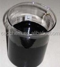 Color thick liquid for SBS asphalt waterproof coating