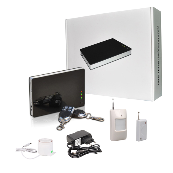 Top selling ! Fashion Android APP & iOS APP Wireless Control Panel gsm alarm system G1