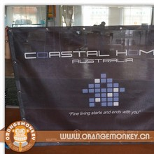 Vinyl Mesh Banner Printing for Real Estate Ads