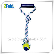 Tennis Ball Pet Tugger Dog Park Equipment