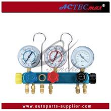 "5-valve diaphragm manifolds with sightglass & 1/4"" SAE fittings Manifold Set"