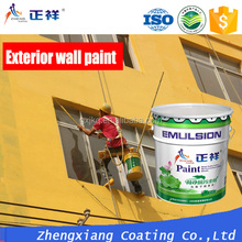 ZXPAINT topcoat lacquer for cement wall / water based project internal topcoat lacquer