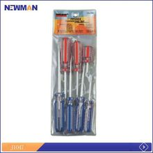 great hanging bag packed slotted type screwdriver