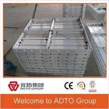 ADTO GROUP aluminum concrete formwork for construction/reusable plastic formwork