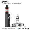 Alibaba express vpark 50w mechanical mods vapor mod rex vaporizer e cigarette box mod fit 2.5ml clearomizer electronic cigarette