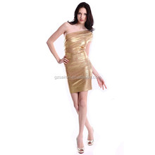 High quality beaded fashional night party Casual Dress Designs For Ladies