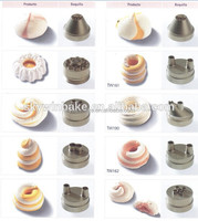 Small Color Cookie Machine For Cake And Biscuit Machine Production Line