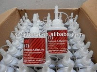 3m glue adhesive for plastics and metal, 3m171 instant adhesive, 28.3g/pcs, 50pcs/carton