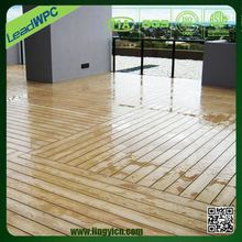 anti-impact weather- proof plywood loose lay 6mm vinyl floor plank