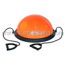 Anti-brust Exercise half bosu ball with handle