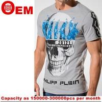Promotional cheap silk-screen printing men's t-shirt,cotton tshirt