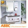 l shaped new design bathroom cabinet A-171
