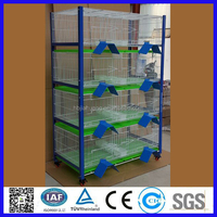 2015 Alibaba best quality Pigeon breeding cage for sale