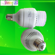 Cost-effective 170-265V 220V 110V Super Lumen 40W 30W 20W Base Pure White E27 High Power 50W LED Bulb for Russia Market