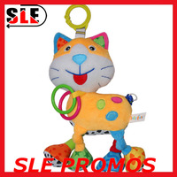 Mamas & Papas Babyplay Activity Spiral Toy smooth cat baby teething toy