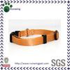 Multiple Colors Buckle Adjustable Nylon Dog Collar , Pet Collar
