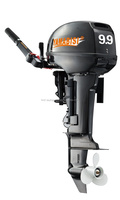 CE-approved 2 stroke 9.9hp 15hp YAMABISI outboard motor/engine