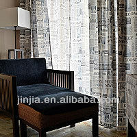 2013 High Class Jacquard Curtain fabrics for Window curtains, curtains and draperies