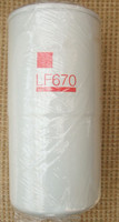 engine OIL FILTER LUBE FILTER LF670