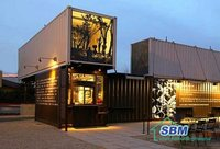 Prefabricated Container House Villa